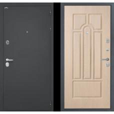 Входная Дверь Интекрон Колизей Беленый дуб ФЛ-58